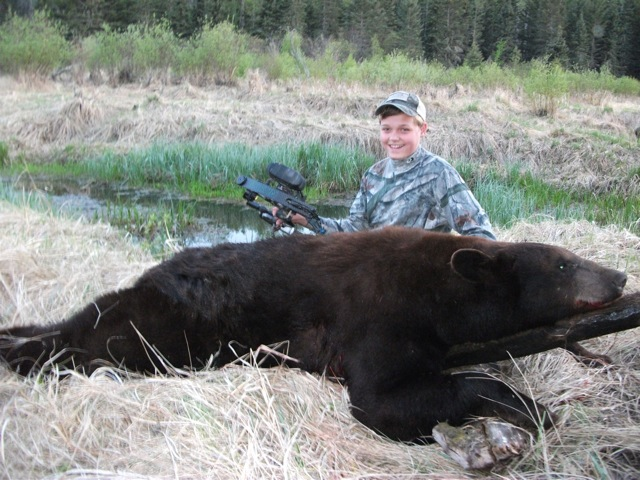 Colton Garland Bear 2011