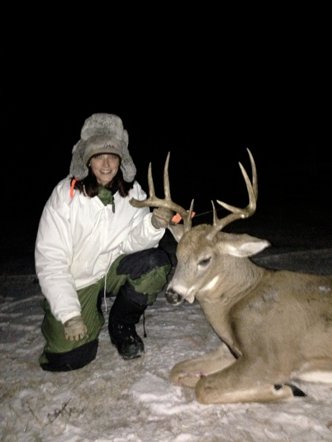 Tall Tined Buck - Congrats Wendy...