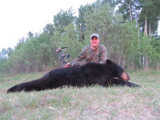 Scott Walker and his bear for 2015