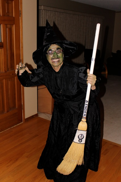 Wicked Witch - Halloween