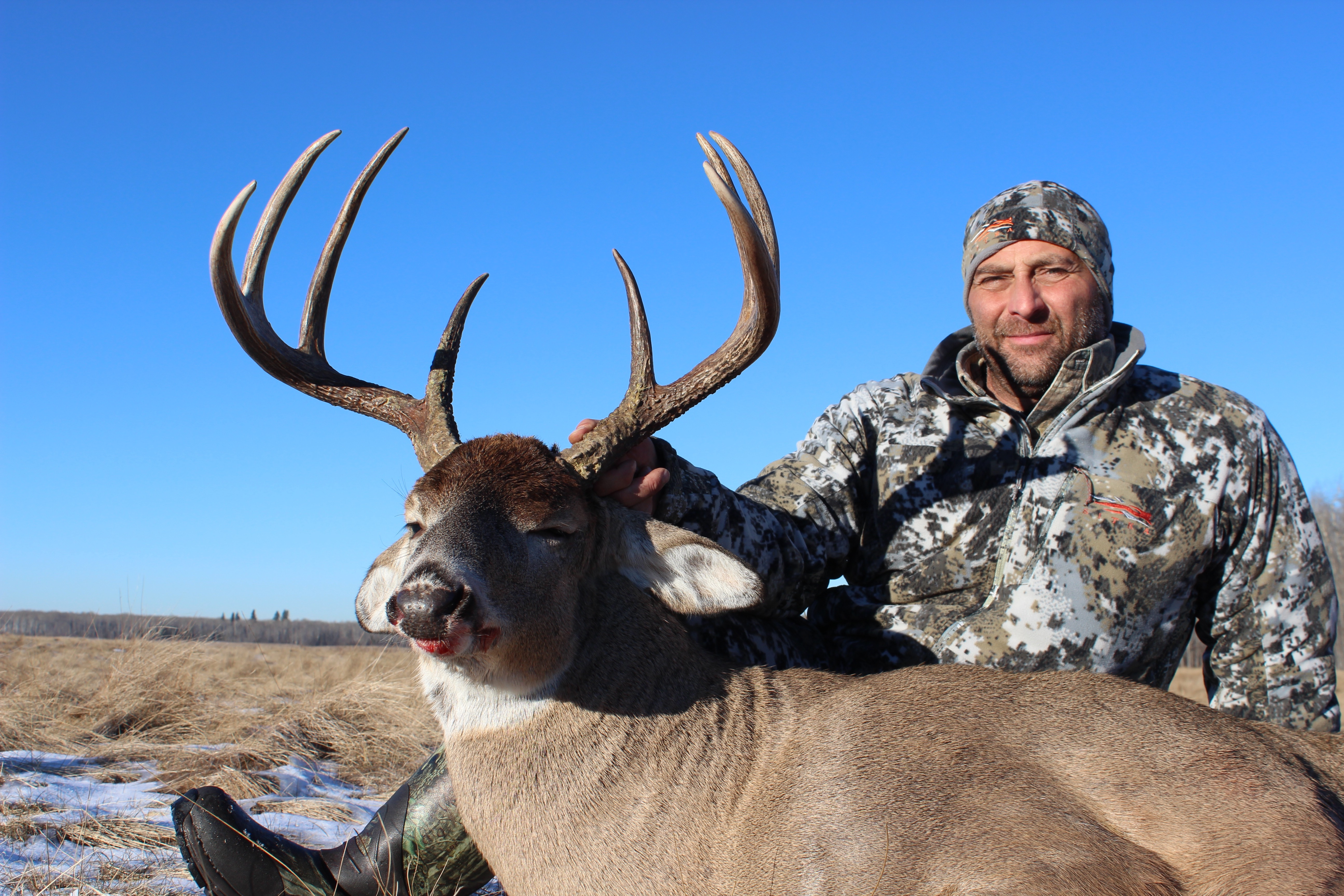 Gene and his 2015 buck