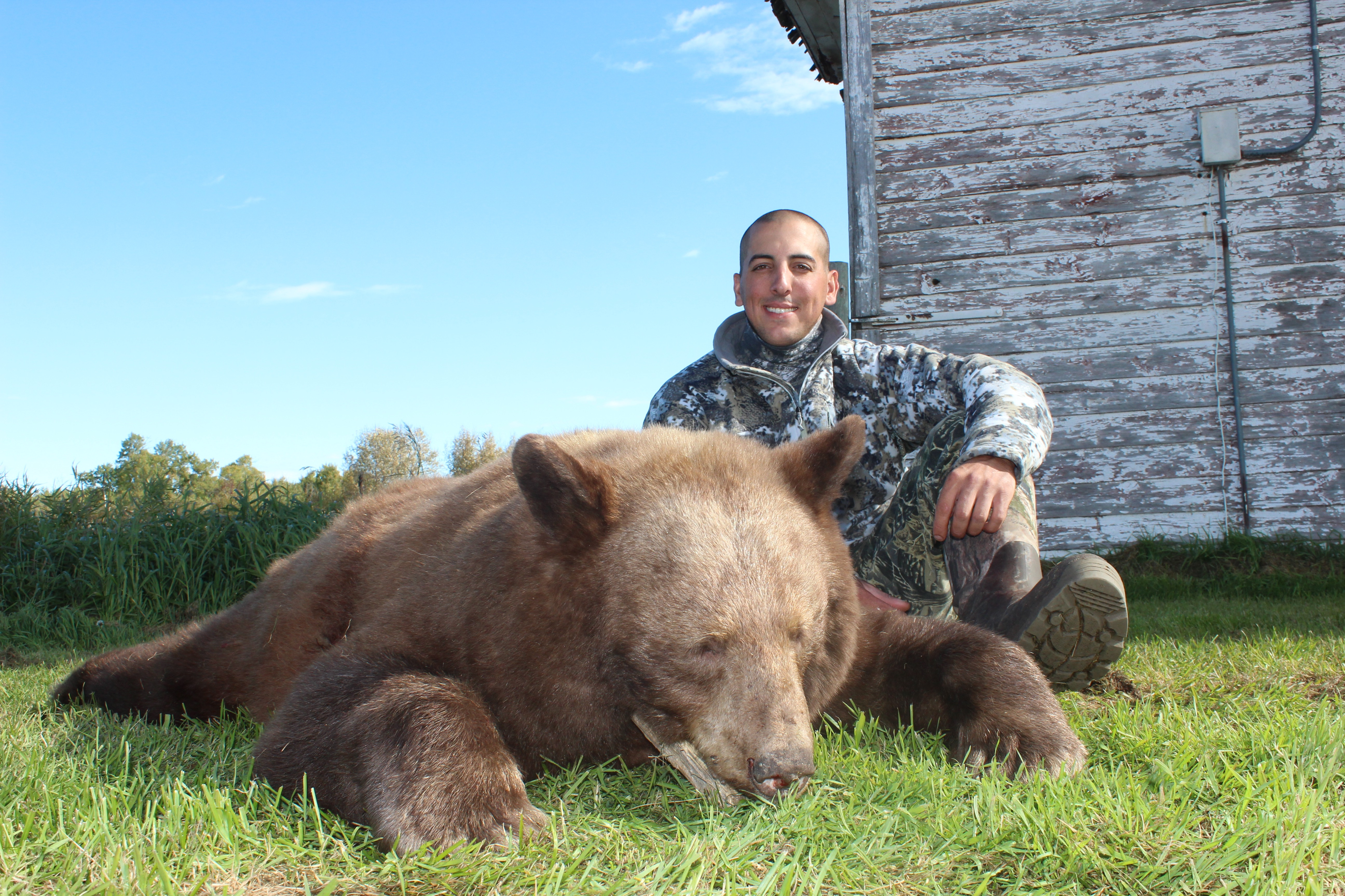 Second Bear Down - Buck Paradise!!!